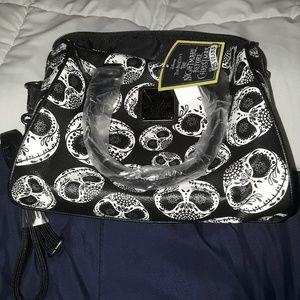 Nwt nightmare before Christmas purse